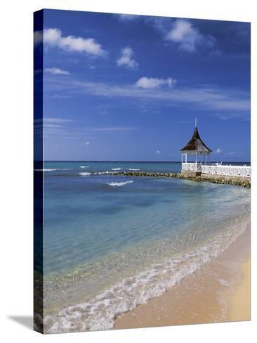 Half Moon Resort, Jamaica, Caribbean-Nik Wheeler-Stretched Canvas Print