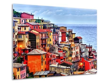 Scenes from Cinque Terra, Italy-Richard Duval-Metal Print