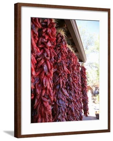 Outdoor Market, Sedona, Arizona, Usa-Savanah Stewart-Framed Art Print