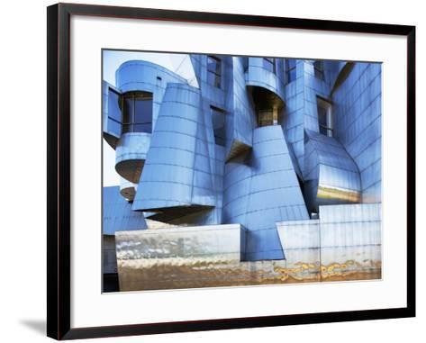 Weisman Art Museum Building at University of Minnesota, Saint Paul, Minnesota, Usa-Paul Souders-Framed Art Print