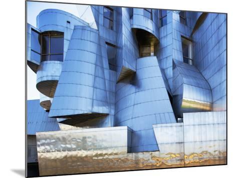 Weisman Art Museum Building at University of Minnesota, Saint Paul, Minnesota, Usa-Paul Souders-Mounted Photographic Print