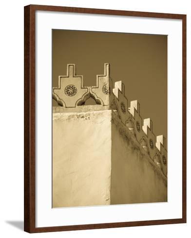 Qatar, Doha, Souq Waqif-Alan Copson-Framed Art Print