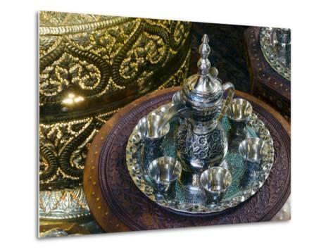 Qatar, Doha, Souq Waqif-Alan Copson-Metal Print