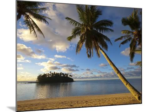 Muri Beach, Rarotonga, Cook Islands, South Pacific-Doug Pearson-Mounted Photographic Print