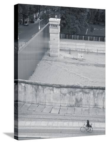 Berlin Wall Memorial on Bernauer Strasse, Berlin, Germany-Jon Arnold-Stretched Canvas Print