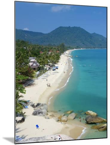 Lamai Beach, Ko Samui Island, Thailand-Katja Kreder-Mounted Photographic Print