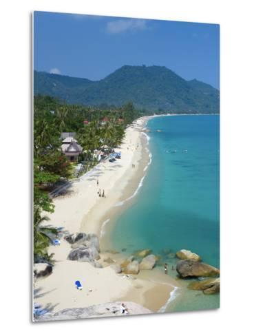 Lamai Beach, Ko Samui Island, Thailand-Katja Kreder-Metal Print