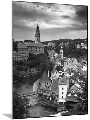 Czech Republic, South Bohemia, Cesky Krumlov-Michele Falzone-Mounted Photographic Print
