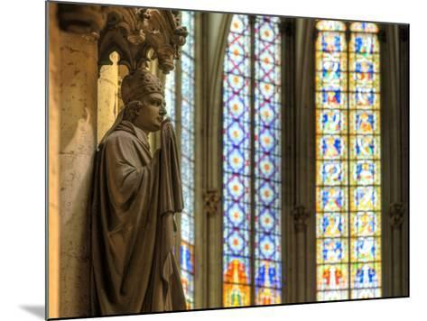 Germany, North Rhine Westphalia, Cologne (Koln), Cathedral Interior-Michele Falzone-Mounted Photographic Print