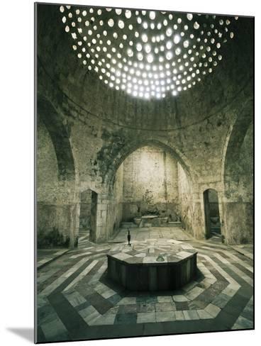 Lebanon, Tripoli, Old Town, El Jadid Hamam (Bath)-Michele Falzone-Mounted Photographic Print