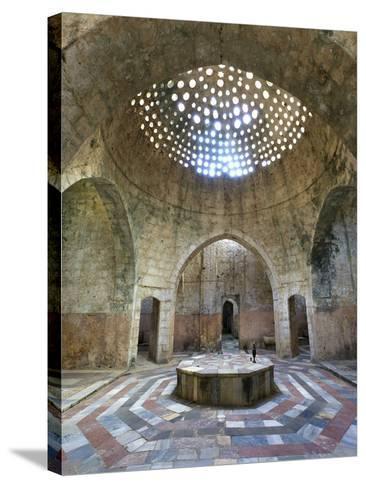 Lebanon, Tripoli, Old Town, El Jadid Hamam (Bath)-Michele Falzone-Stretched Canvas Print