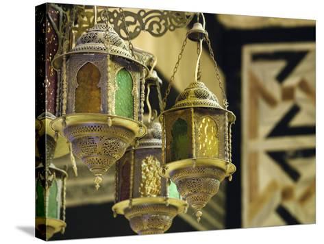 Lebanon, Tripoli, Taynal Mosque, a Former Christian Church-Michele Falzone-Stretched Canvas Print