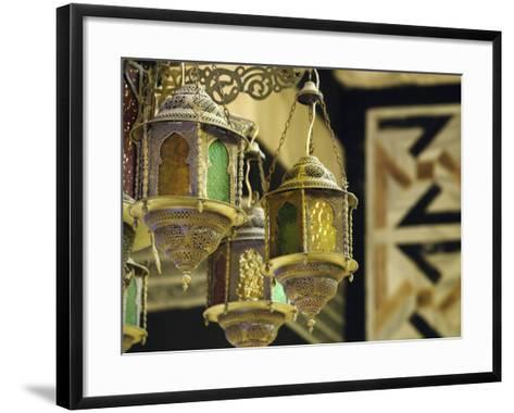 Lebanon, Tripoli, Taynal Mosque, a Former Christian Church-Michele Falzone-Framed Art Print