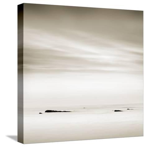 Quet Morning, Near Biarritz, Aquitaine, France-Nadia Isakova-Stretched Canvas Print