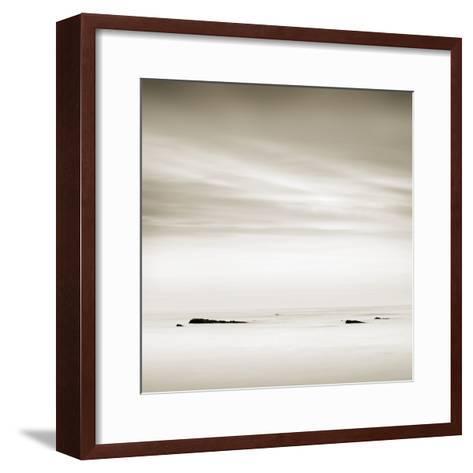 Quet Morning, Near Biarritz, Aquitaine, France-Nadia Isakova-Framed Art Print