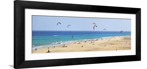 Playa De Sotavento De Jandia, Fuerteventura, Canary Islands-Mauricio Abreu-Framed Art Print