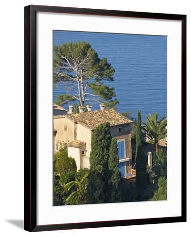 Lluc Alcari, Luc Alcari, Serra De Tramuntana, Majorca, Balearics, Spain-Katja Kreder-Framed Art Print