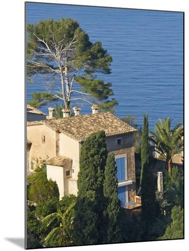 Lluc Alcari, Luc Alcari, Serra De Tramuntana, Majorca, Balearics, Spain-Katja Kreder-Mounted Photographic Print