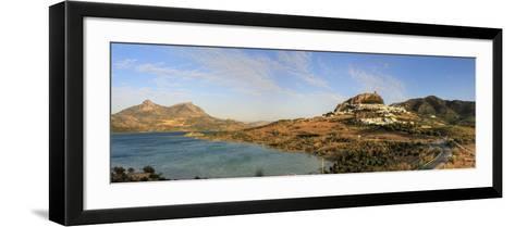 Spain, Andalucia, Zahara De La Sierra Village-Michele Falzone-Framed Art Print