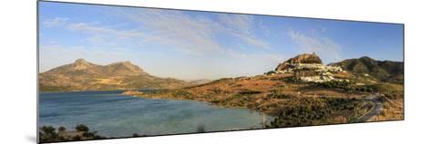 Spain, Andalucia, Zahara De La Sierra Village-Michele Falzone-Mounted Photographic Print