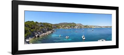 Cala Fornells, Mallorca, Balearic Islands, Spain-Doug Pearson-Framed Art Print