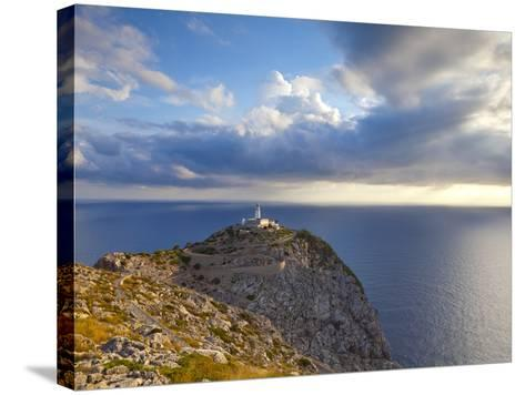 Lighthouse at Cap De Formentor, Mallorca, Balearic Islands, Spain-Doug Pearson-Stretched Canvas Print
