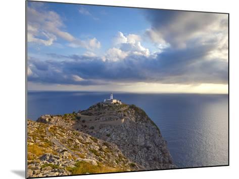 Lighthouse at Cap De Formentor, Mallorca, Balearic Islands, Spain-Doug Pearson-Mounted Photographic Print