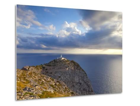Lighthouse at Cap De Formentor, Mallorca, Balearic Islands, Spain-Doug Pearson-Metal Print