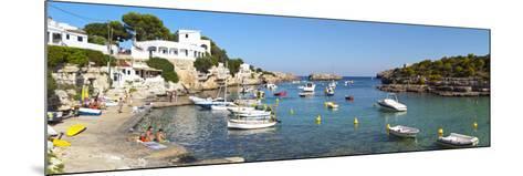 Cala D'Alcaufar, Menorca, Balearic Islands, Spain-Doug Pearson-Mounted Photographic Print
