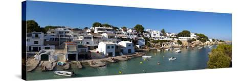 Cala D'Alcaufar, Menorca, Balearic Islands, Spain-Doug Pearson-Stretched Canvas Print