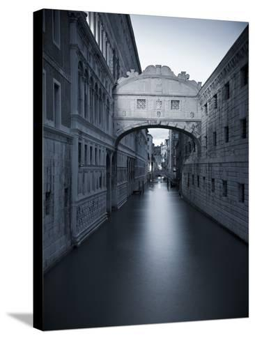 Bridge of Sighs, Doge's Palace, Venice, Italy-Jon Arnold-Stretched Canvas Print