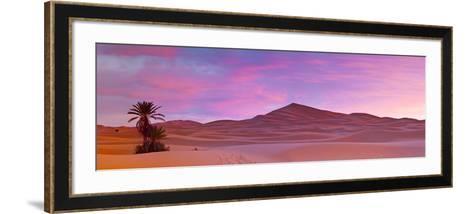 Merzouga, Sahara Desert, Morocco-Doug Pearson-Framed Art Print