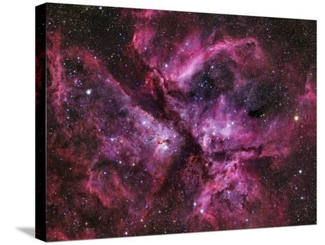 Eta Carinae Nebula, NGC3372-Robert Gendler-Stretched Canvas Print