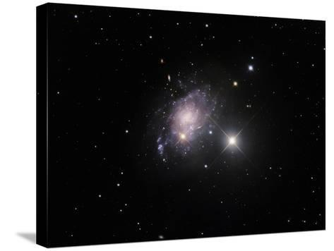NGC 45 Is One of the Closest and Lowest Surface Brightness Spiral Galaxies-Robert Gendler-Stretched Canvas Print