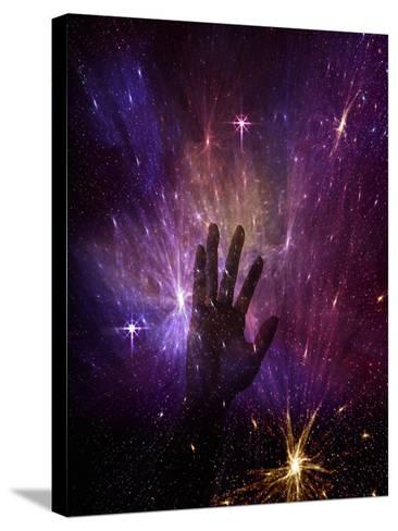 Reaching for the Stars-Carol & Mike Werner-Stretched Canvas Print
