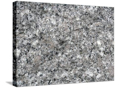 Granite Close-Up-Scientifica-Stretched Canvas Print