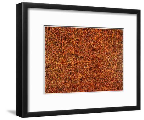 The Last Rainforest, 1989-Keith Haring-Framed Art Print