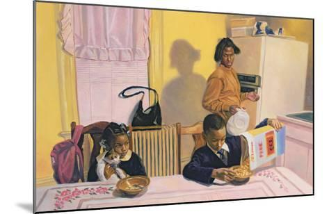 Before School, 1991-Colin Bootman-Mounted Giclee Print