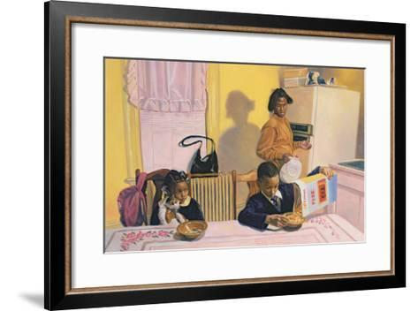 Before School, 1991-Colin Bootman-Framed Art Print