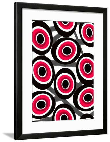 Fashion Spots-Louisa Knight-Framed Art Print