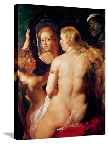 The Toilet of Venus, c.1613-Peter Paul Rubens-Stretched Canvas Print