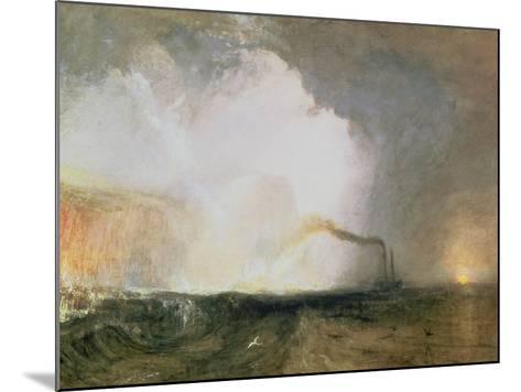 Staffa, Fingal's Cave, 1832-J^ M^ W^ Turner-Mounted Giclee Print