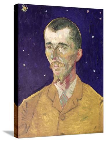Portrait of Eugene Boch (1855-1941) 1888-Vincent van Gogh-Stretched Canvas Print