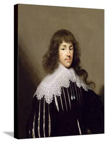 Sir Francis Godolphin, 1633-Cornelius Janssen van Ceulen-Stretched Canvas Print
