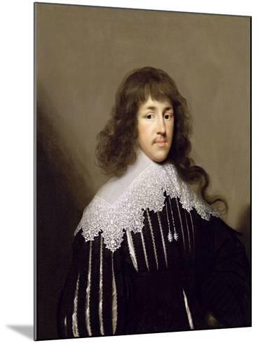 Sir Francis Godolphin, 1633-Cornelius Janssen van Ceulen-Mounted Giclee Print