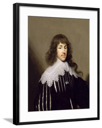 Sir Francis Godolphin, 1633-Cornelius Janssen van Ceulen-Framed Art Print