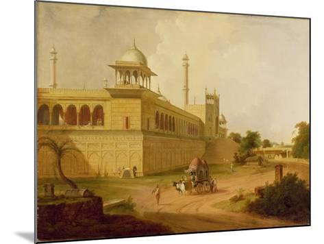Jami Masjid, Delhi, 1811-Thomas Daniell-Mounted Giclee Print