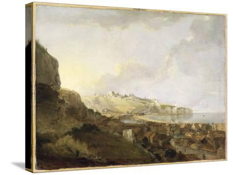 Dover, c.1746-47-Richard Wilson-Stretched Canvas Print