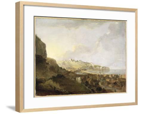 Dover, c.1746-47-Richard Wilson-Framed Art Print