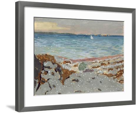 Marine, 1906-Edouard Vuillard-Framed Art Print